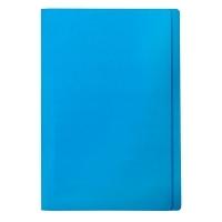 Marbig Manilla Folders Coloured Fcap BX100 Blue