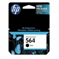 HP Ink Cartridge 564 CB316WA Black