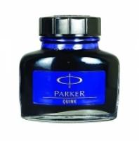 Parker Pen Quink Ink Refill Bottle Perm 57ml Blue