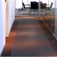 Floortex Long & Strong Carpet Protector Mat 120cm x 5.5Metre