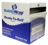 Bubble Wrap 350mm x 50Mt Sealed Air Dispenser Box (750mm Perf)