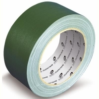 Olympic Cloth Binding Tape (Wotan) 141717 50mm x 25Mt Green