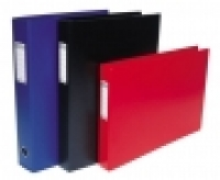 Bantex Ring Binder A3 Upright 3D 38mm (300p) 1267-309 Red