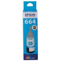Epson Ink Tank T664 Cyan 2500pages
