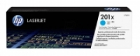 HP Toner 201X CF401X Cyan