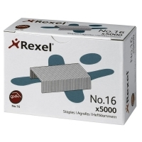 Rexel Staples R06010 Heavy Duty No. 16 24/6 BX5000