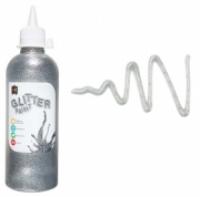 Glitter Paint EC 500ml Silver