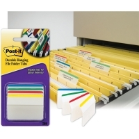 Post It Durable Tabs Angled 686A-1 4pack