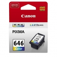 Canon Ink Cartridge CL-646 Colour