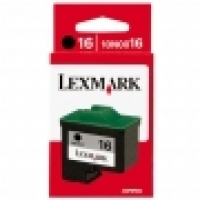 Lexmark Ink Cartridge 10N0016 Black