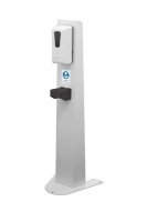 Rapidline Hand Sanitising Stand+Drip Tray+Automatic Dispenser