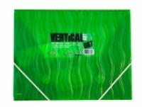 Foldermate 687 Document Wallet A4 Action Case Vertical Art Green