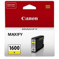 Canon Ink Cartridge PGI1600Y Yellow