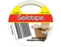 Sellotape Packaging Tape 175CL Clear 24mm x 50M