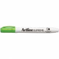 ARTLINE SUPREME WHITEBOARD MARKER BX12 LIME GREEN