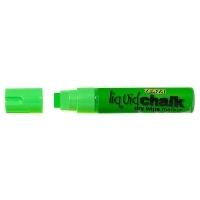 Texta Jumbo Liquid Chalk Dry Wipe Marker 15mm Green