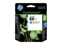 HP 88XL Ink Cartridge C9391A Cyan