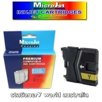 Compatible Brother Ink Cartridge LC39Y Yellow