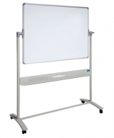 Visionchart Mobile Porcelain magnetic whiteboard 1200x1200