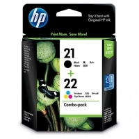 HP 21/22 Ink Cartridge Twin Pack CC630AA Black & Colour