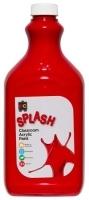 Splash Classroom Acrylic Paint 2L Poppy (Magenta)