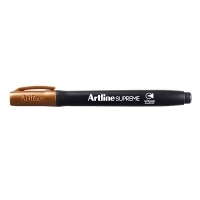 ARTLINE SUPREME METALLIC MARKER 1.0 mm  BX12 BRONZE