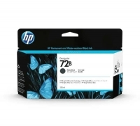 HP 72 Ink Cartridge C9403A MATTE BLACK 130 ML