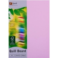 Quill Board A4 210gsm 90313 Pack 50 - Musk