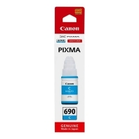 Canon GI690C Cyan Ink Bottle 7K - 7000 pages