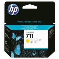 HP 711 Ink Cartridge CZ132A Yellow 29ml