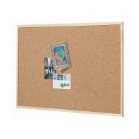 Quartet Corkboard Pine Frame QTNNCE0906 900x600