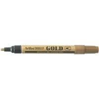 Artline 900XF Paint Marker 2.3mm Bullet Gold BX12