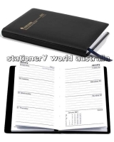 Collins 2020-2021 Financial Year Diary 35M7 B7R Week Black