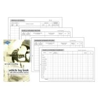 Zions Log & Expenses Book VLER