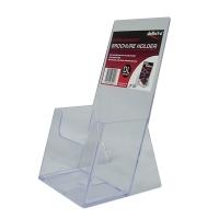 Deflecto Brochure Holder DL Extra Capacity 39332