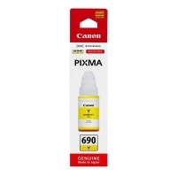 Canon GI690Y Yellow Ink Bottle 7K - 7000 pages