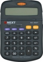 NEXT Calculator 680T 12dig GST Med 164x116mm