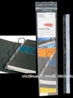3L 8804-A100 Self Adhesive Binder Filing Strips A4 (295mm) PK100