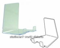 Deflecto Universal Display Stand UNS1 Clear 120mm(H) x 102mm(W)