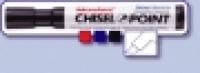 Penline Marker Monami StayReady Chisel Blue