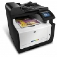 HP Colour LaserJet CM1415FNW Multifunction Printer (CE862A)