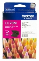 Brother Ink Cartridge LC73M Magenta