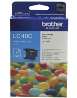 Brother Ink Cartridge LC40C Cyan