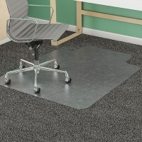 Marbig Chairmat Lowpile Duramat Anti-Static 87405 Large 116x152