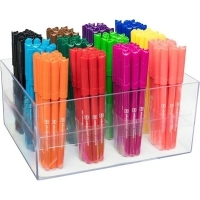 EC Master Markers Fine Tip Crate of 144 Assorted