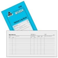 Wildon Log Book 87W (210x185mm)