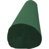 Rainbow Crepe Paper Log 500mm x 25M Green