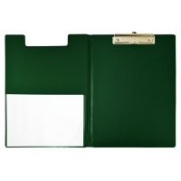 Bantex Clipboard Clipfolder A4 PVC 4240-04 Green