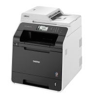 Brother MFC-L8600CDW MFP Colour Laser Printer