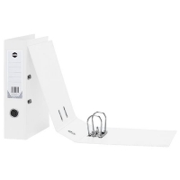 Marbig Lever Arch File PVC Standard A4 6501008 White